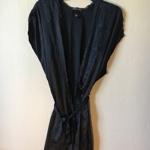 Victoria Secret Silk Robe